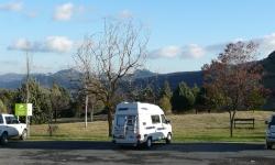 On the Way To Avila - My Camper Van
