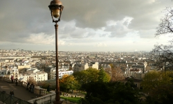 View from the Sacré-Cœur Basilica