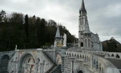 Lourde, Rosary Basilica