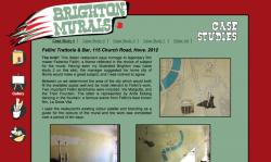 Brighton Murals Gallery