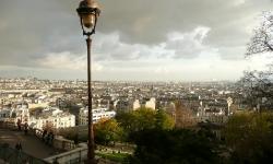 View from the Sacré-Cœur Basilica