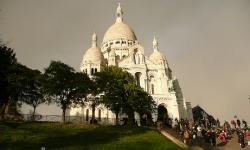 The Sacré-Cœur Basilica