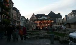 Joan of Arc died here